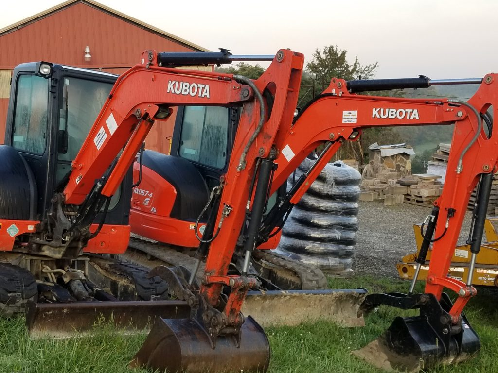 Excavation, Grading, Site Prep, Foundations & More